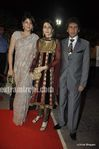 Priya Dutt  at Laila Khan Reception Party