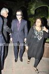 Saif Ali Khan at Laila Khan s wedding reception