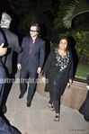 Saif Ali Khan at Laila Khan s wedding reception (2)