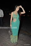 Tara sharma at Laila Khan Reception Party (1)