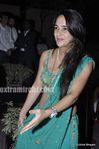 Tara sharma at Laila Khan Reception Party (2)