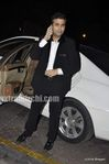 karan johar at Laila Khan Reception Party (1)