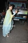Genelia DSouza at the wedding for Mushtaq Sheikh s sister Najma