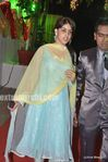 Genelia DSouza at the wedding for Mushtaq Sheikh s sister Najma pic