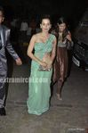 Kangana Amardeep Ranaut at wedding of Mushtaq Sheikh sister Najma (1)