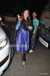 amrita arora at wedding of Mushtaq Sheikh sister Najma