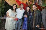 isha kopikar at wedding of Mushtaq Sheikh sister Najma pic