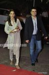 sonali bendre with goldie behl at wedding of Mushtaq Sheikh sister Najma (3)