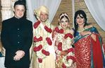 Raveena Tandon and  Anil Thadani wedding pictures (1)