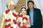 Raveena Tandon and  Anil Thadani wedding pictures (2)