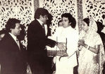 Rishi Kapoor and Neetu Singh wedding pictures (2)