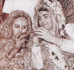 Rishi Kapoor and Neetu Singh wedding pictures (3)