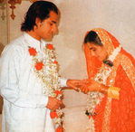 Saif Ali Khan   Amrita Singh wedding  pictures