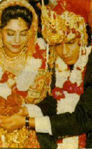 Shahrukh Khan and Gauri Khan wedding pictures (2)