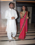 Raj Kundra, Shilpa Shetty at Shilpa Shetty engagement with Raj Kundra, Raj Kundra home in Juhu, Mumbai, 24th October, 2009 (3)