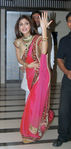 Shilpa Shetty at Shilpa Shetty engagement with Raj Kundra, Raj Kundra home in  Juhu, Mumbai