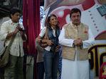 Chintuji Rishi Kapoor Priyanshu Chatterjee and Kulraj Randhawa