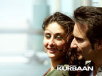Saif Ali Khan and Kareena Kapoor in Kurbaan