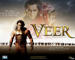 Salman Khan and Zarine Khan in Bollywood Movie Veer (17)