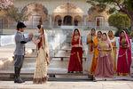 Salman Khan and Zarine Khan in Bollywood Movie Veer (32)
