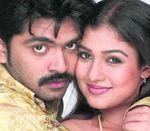 Silambarasan and Nayanthara