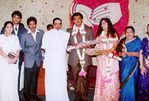 Shivaji Ganesan at Ajith Shalini marriage