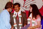 Rajini at Ajith Shalini marriage