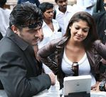 Ajith nayanatara billa shooting