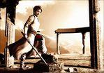 Rajini in Sultan The Warrior