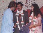 Rajinikanth at ajith Shalini marriage