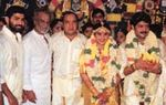 Rajinikanth at vanitha marriage