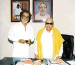 Rajinikanth with karunanathi