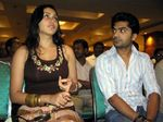 Simbu with namitha