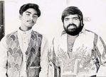 Silambarasan  with Vijaya T.Rajendar