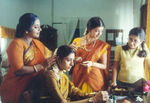 Shamili with Aishwarya Rai - Tabu and Srividya in Kandu Konden Kandu Konden movie
