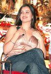 Navneeth Kaur in stage