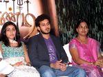 Poorna at Muniyandi Vilangiyal Moonramaandu audio launch