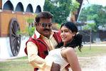 Seril Brindo with Vijay Kanth