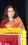 Actress Shobana