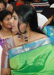 Classical dancer-turned-actress Swarnamalya