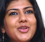 Dancer turned actress Swarnamalya