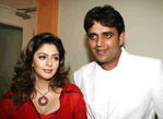 Nagma with Ravikishan