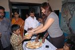 Namitha meets Kids at Children welfare association (14)