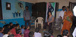 Namitha meets Kids at Children welfare association (4)