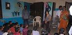Namitha meets Kids at Children welfare association (4)