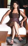 Actress Nayanthara in Billa