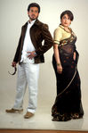 Ramya Krishnan and Bharath in Aarumugam movie