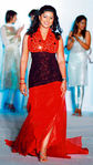 Sneha walks ramp for Sidney Sladen
