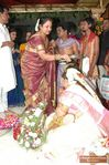 Sivaranjani at Ravali wedding