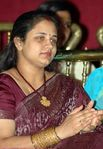 Sivaranjani at a function